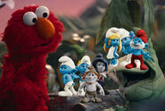 The Smurfs and The Adventures of Elmo in Grouchland