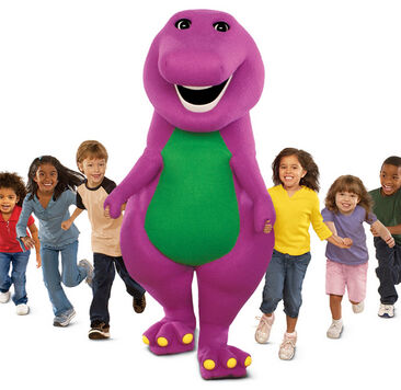The Barney & Friends Gang- Meet The Cast