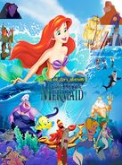 Robin Hood and Alice's Adventures of the Little Mermaid 2nd poster