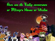 Alex and His Family adventures of Mickey's House of Villains poster 2
