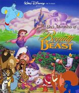 Alex's Adventures of Beauty and the Beast Poster