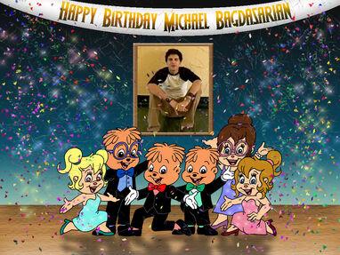 Michael Bagdasarian Birthday Party