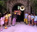 Kids World's Adventures of Kidsongs - Play Along Songs