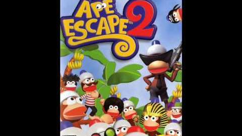 Ape Escape 2 - Freaky Monkey 5 Battle