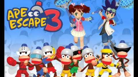 Ape Escape 3 OST - Western Village (Part 2)
