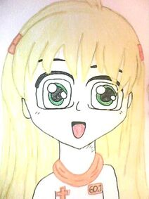 Wide-eyed Kami