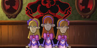 Annoyingly Cute Triplets Who Lived Upon The Hill