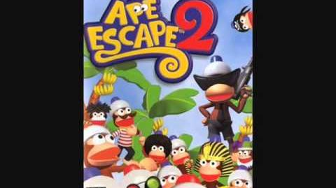 Ape Escape 2 (PS2) - Moon Base 1 Theme - 10 Hour