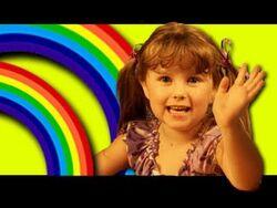 Kr double rainbow