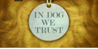 In Dog We Trust (Image Shop)