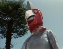 Android Kikaider Red Condor