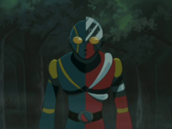 Android Kikaider the Animation