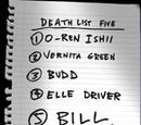 Death List Five