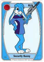 004 Blue Security Bunny-thumbnail