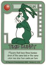 010 Green Timid Bunny-thumbnail