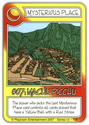 709 Mysterious Place - Machu Picchu-thumbnail