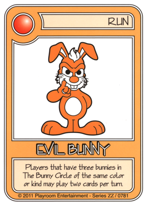 0781 Orange Evil Bunny-thumbnail