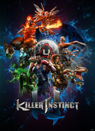 Killer Instinct Season 2 Poster