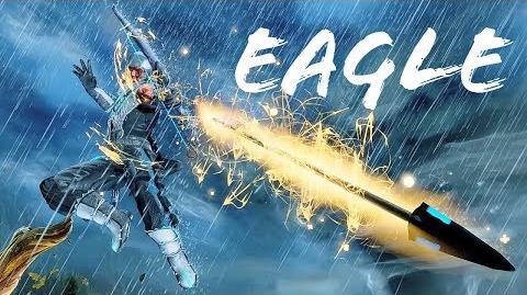 Killer Instinct Eagle Intro Ultra Outro