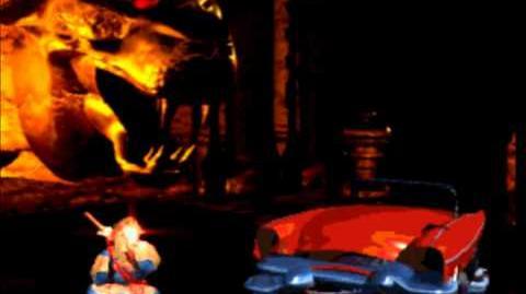 Killer Instinct Fatality No Mercy Demonstration (Arcade - 1995)