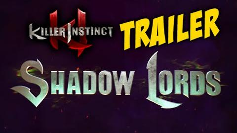 SHADOW LORDS Trailer Killer Instinct S3 Finale