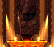 Eyedol's Stage - Lava Pit