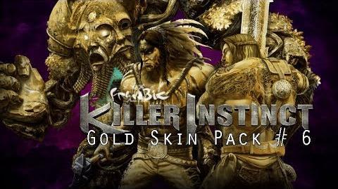 Killer Instinct Gold Pack 6 Gameplay
