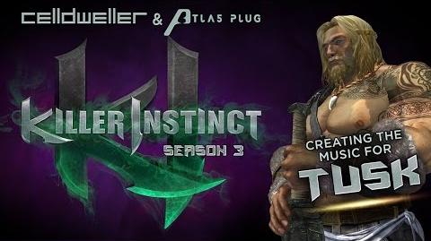 "Killer Instinct Season 03 - Creating The Music For ""Tusk"""