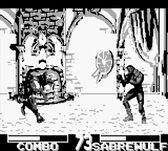 Killer Instinct Game Boy Screenshot 1