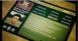 Martell Farm Business Records