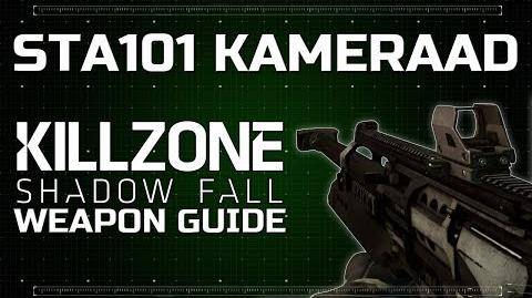 StA101 Kameraad - Killzone Shadow Fall Weapon Guide