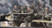 ISA Troops on Intruder KZ2