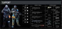 Killzone Shadow Fall Support Class