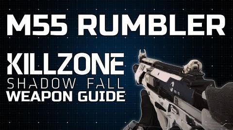 M55 Rumbler - Killzone Shadow Fall Weapon Guide