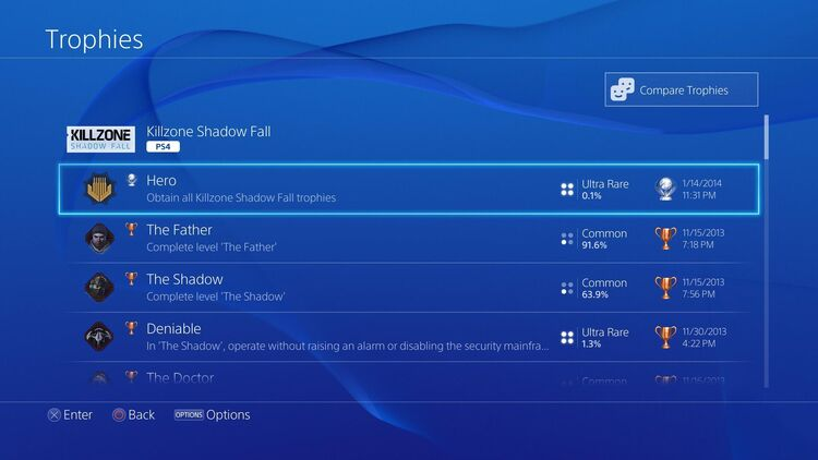 Shadow Fall Plat