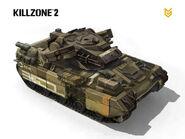 CA ISA Tank
