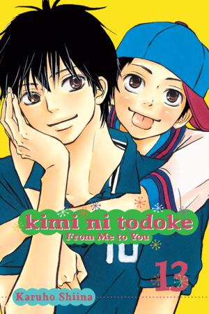 File:Kimi ni Todoke Manga v13 cover en.png