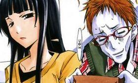 Kiyomi and takashi