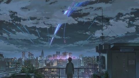 Kimi no Na wa. (Your Name.) RADWIMPS – Sparkle (ENG SUB)