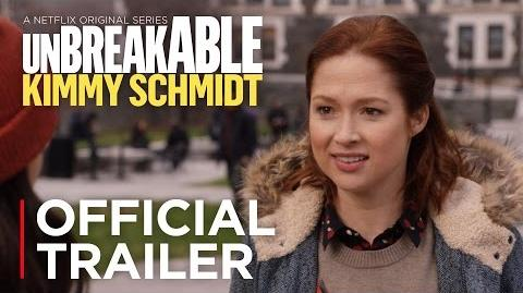 Unbreakable Kimmy Schmidt Season 3 Official Trailer HD Netflix