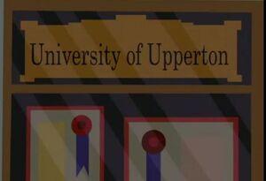 University of Upperton