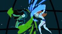 STD - Kim vs. Shego