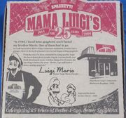 Mama Luigi's Spaghetti