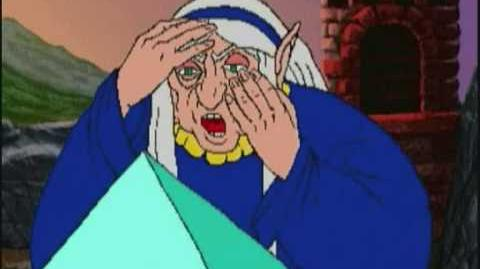 Youtube poop Impa Illegal Cereal = The Apocalypse!
