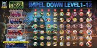 Impel Down Enemy List