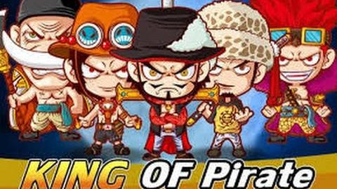 King of Pirate Road to Top 10 Episode 1