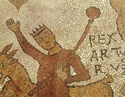 Mosaic arthur