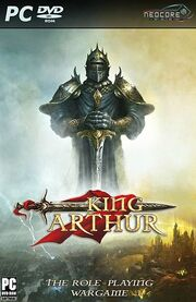 King Arthur The Role-playing Wargame cover art