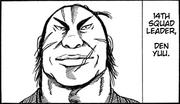 Den Yuu squad leader