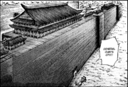 Ouki's City walls